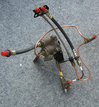 hydrauliske bremser subber